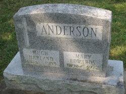 Mary <i>Edwards</i> Anderson