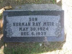 Norman Ray Muir
