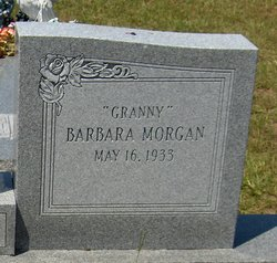Barbara <i>Morgan</i> Brant