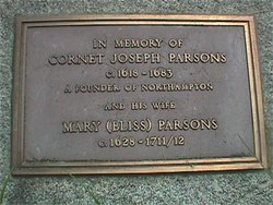 Mary <i>Bliss</i> Parsons