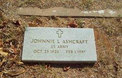 Johnnie L. Ashcraft