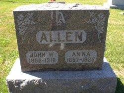 John W Allen