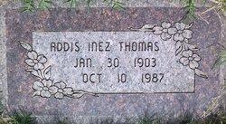 Addis Inez Thomas