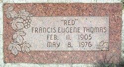 Francis Eugene Red Thomas