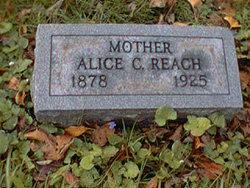 Alice Christine <i>Herron</i> Reach