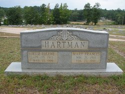 Jesse Eugene Hartman