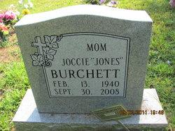 Joccie <i>Jones</i> Burchett