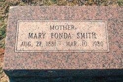 Mary <i>Fonda</i> Smith