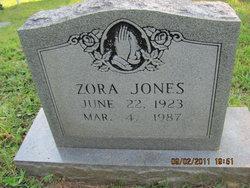 Zora Jones