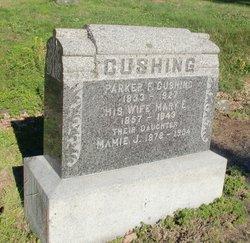 Mamie J Cushing