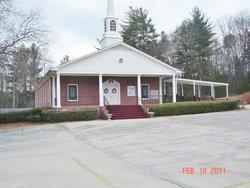Yahoola Baptist Church Cemetery