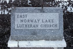 East Norway Lake Lutheran Church Cemetery