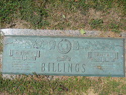 Mary A Billings