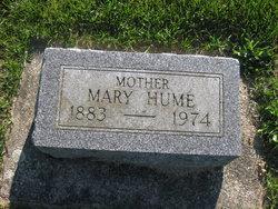 Mary <i>Hume</i> Austin