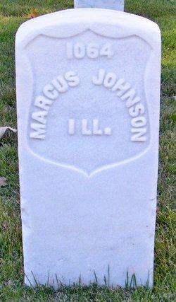 Marcus L. Johnson