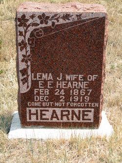 Lema Ina <i>Elliott</i> Hearne