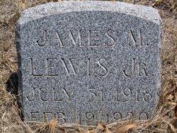 James Minor Lewis, Jr