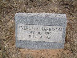 Everette Harrison