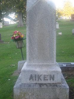 Elizabeth A Eliza <i>Burt</i> Aiken