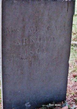 Abigail <i>Smith</i> Arnold