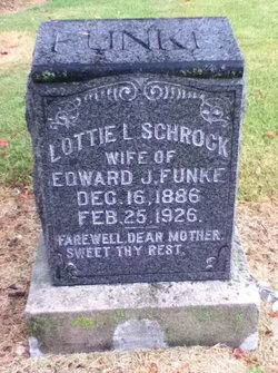 Charlotte Lee Lottie <i>Schrock</i> Funke