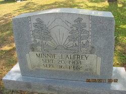 Minnie J <i>Coffey</i> Alfrey