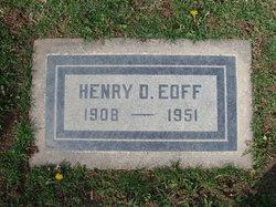 Henry Daniel Eoff