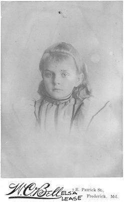 Elsie Lamore <i>Lease</i> Hahn