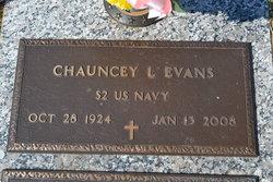 Chauncey Lorenzo'dow Evans, Jr