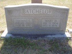 Mary H. <i>Harper</i> Batchelor