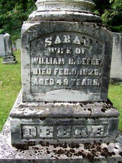 Sarah Deere