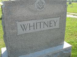 Mary J <i>Bishop</i> Whitney