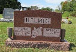 Lorene <i>Malan</i> Helmig