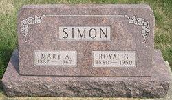Royal G. Simon