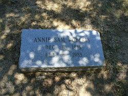 Annie Sam Roberts