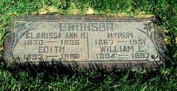 Clarissa Ann <i>Howard</i> Brunson