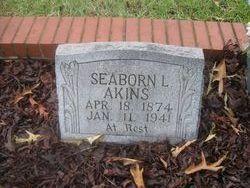 Seaborn Lumpkin Akins