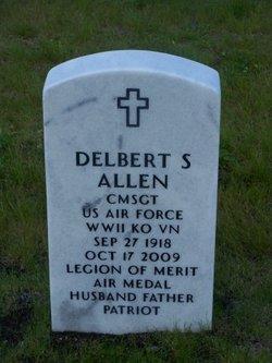 Delbert Sanford Buster Allen
