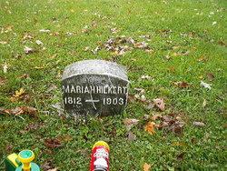 Maria A <i>Brasington</i> Hilkert