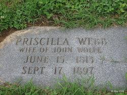 Priscilla <i>Webb</i> Wolfe