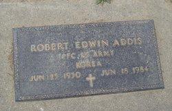 Robert Edwin Addis