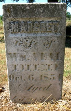 Margaret <i>Wells</i> Veal