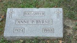 Anne P Byrne