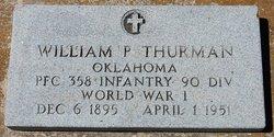 William Porter Thurman