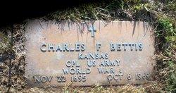 Charles Franklin Bettis