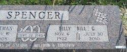 Billy Gene Bill Spencer