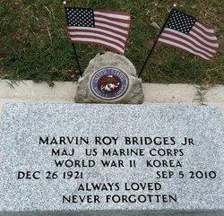 Marvin Roy Bridges, Jr