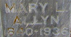 Mary Louise <i>Goddard</i> Allyn
