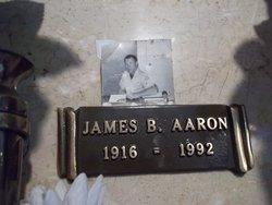 James B Aaron