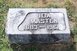 Ida R. <i>Bowen</i> Masten